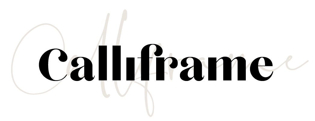Logo Calliframe