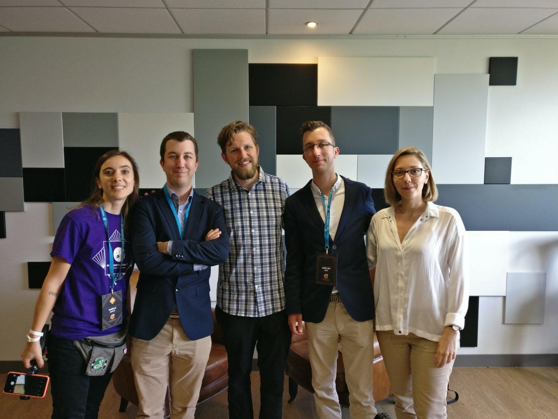 Matt Mullenweg WordCamp Europe - Paris
