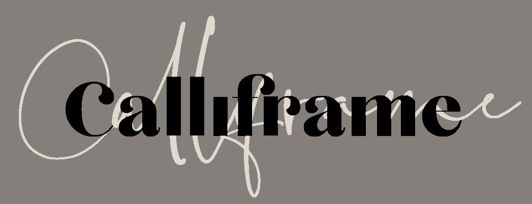 Calliframe logo