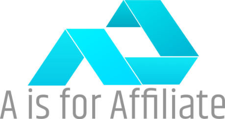 A is for affiliate logo