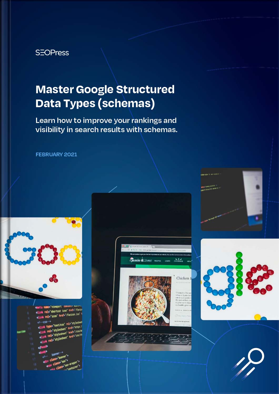 Master Google Structured Data Types (schemas)