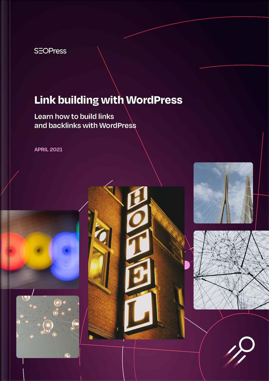 Ebook - Link building with WordPress